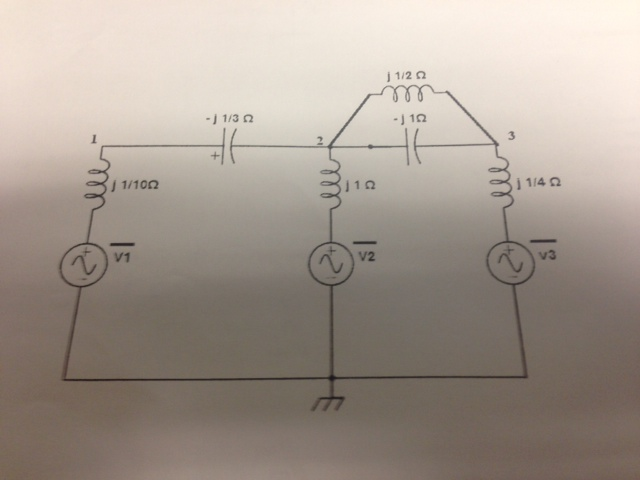 The voltage source shown in the circuit of the fol