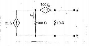 Find the Norton equivalent circuit with respect