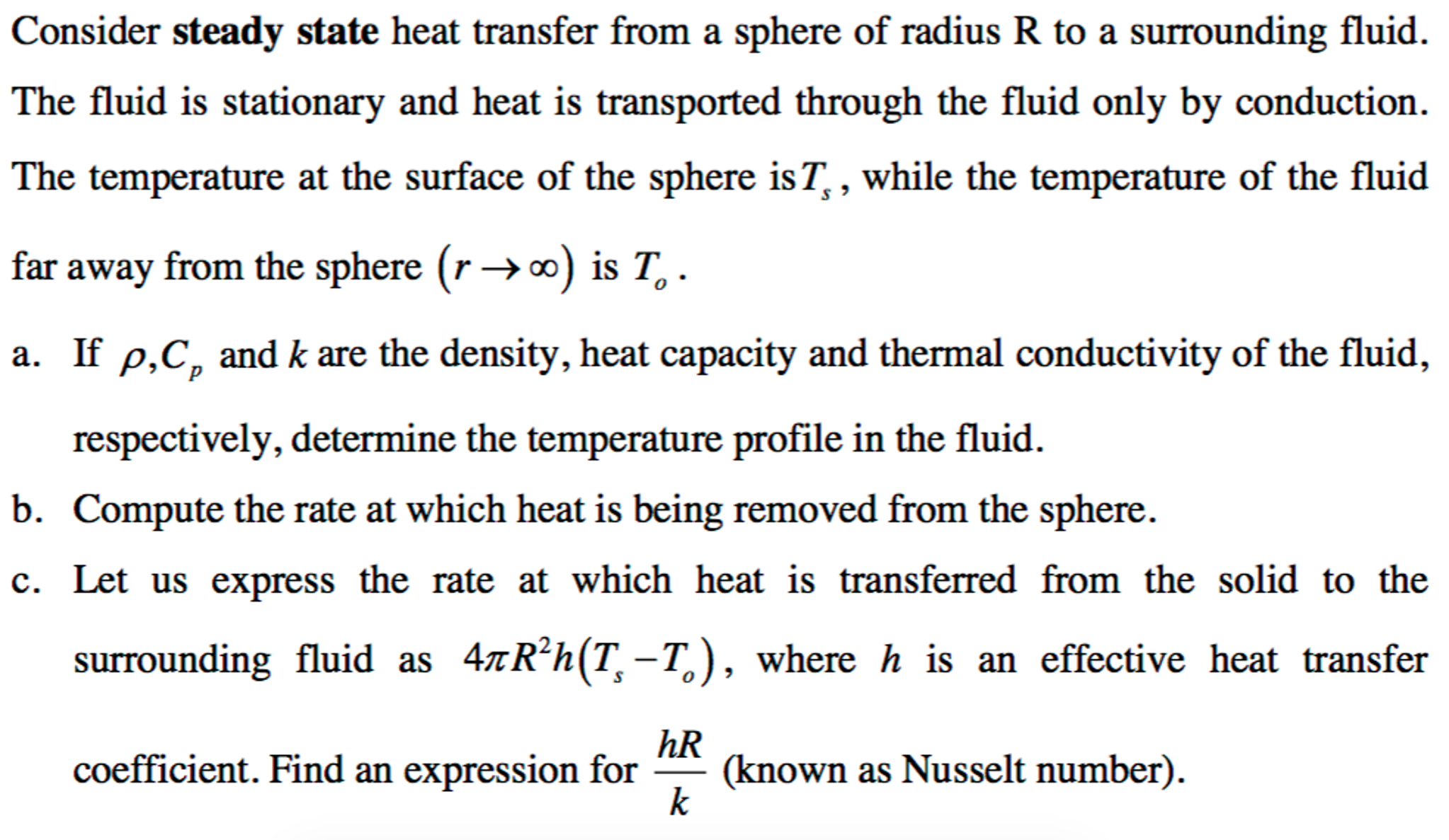 heat transfer questions and answers pdf