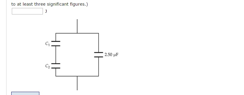 how to find the energy stored in a capacitor