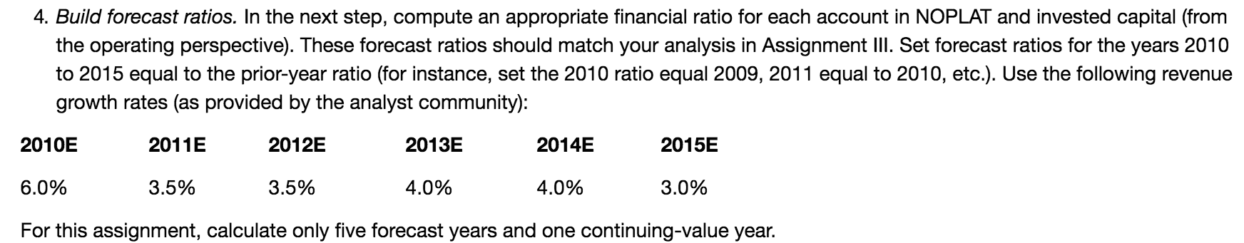 compute the following ratios for 2012 Familiarize yourself with the financial ratios for example, the current ratio equals current assets divided by current liabilities it measures a company's ability to pay its short-term bills and debt obligations.
