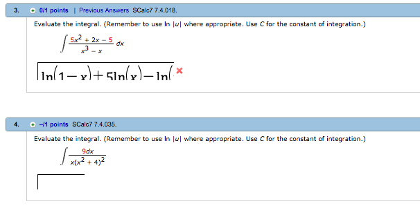 Write Out The Form Of The Partial Fraction Decompo... | Chegg.com