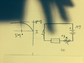identify the component and the value based upon th