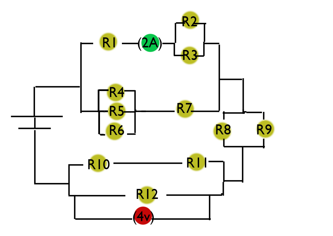 resistor and total resistance Resistance in a parallel circuit since the total resistance of a parallel what is the equivalent resistance of a 20-ohm and a 30-ohm resistor.