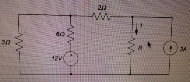 For the circuit below Replace everything except