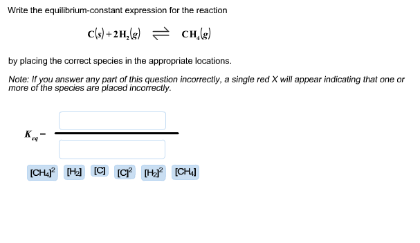 write the equilibrium constant expression Definition of equilibrium constant kp for gas phase khan academy is a nonprofit with the mission of providing writing equilibrium constant expressions.