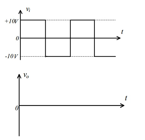 For the question above both diodes are equal and V