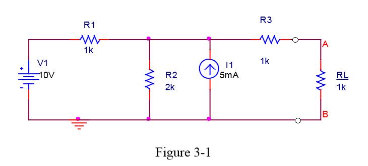 Maximum Power Transfer RL = Load Resistor Find The...   Chegg.com