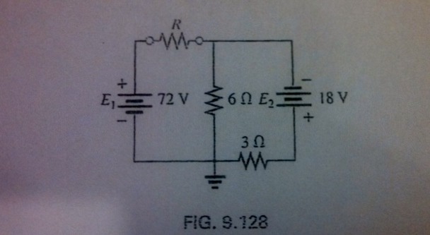 Find the Thevenin equivalent circuit for the
