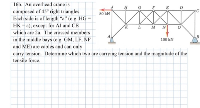 Mobile Crane Questions And Answers : An overhead crane is composed of degree right t