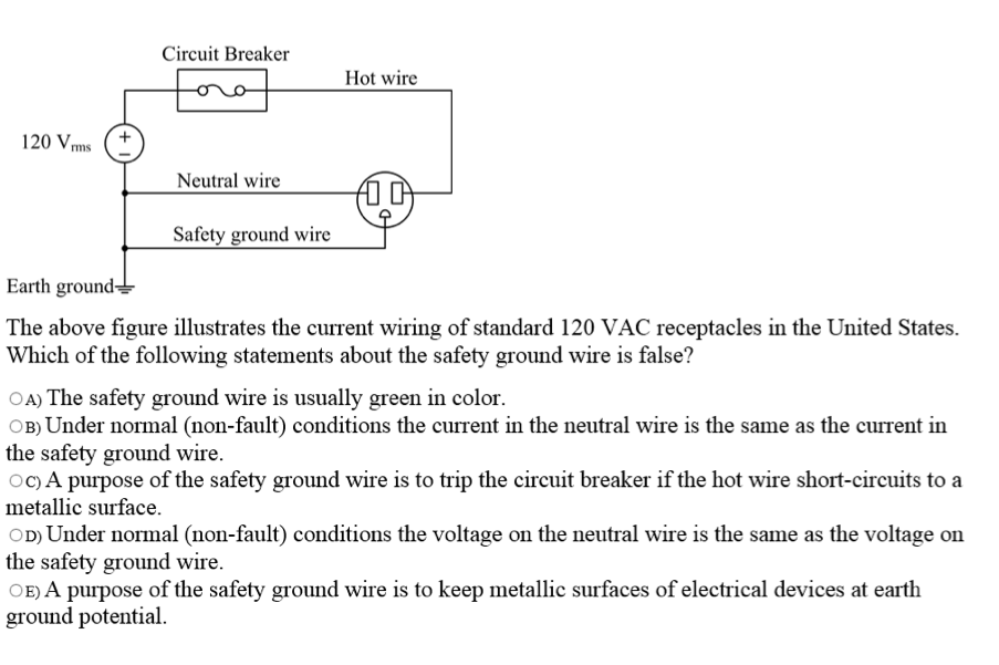 Solved: The Above Figure Illustrates The Current Wiring Of ...