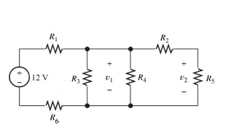 Consider the circuit shown on the figure below(Fi