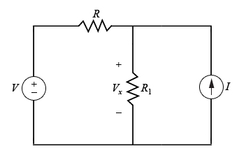 For the circuit given(Figure 2) , determine R. Ass