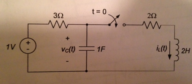 For the circuit below, determine the differential