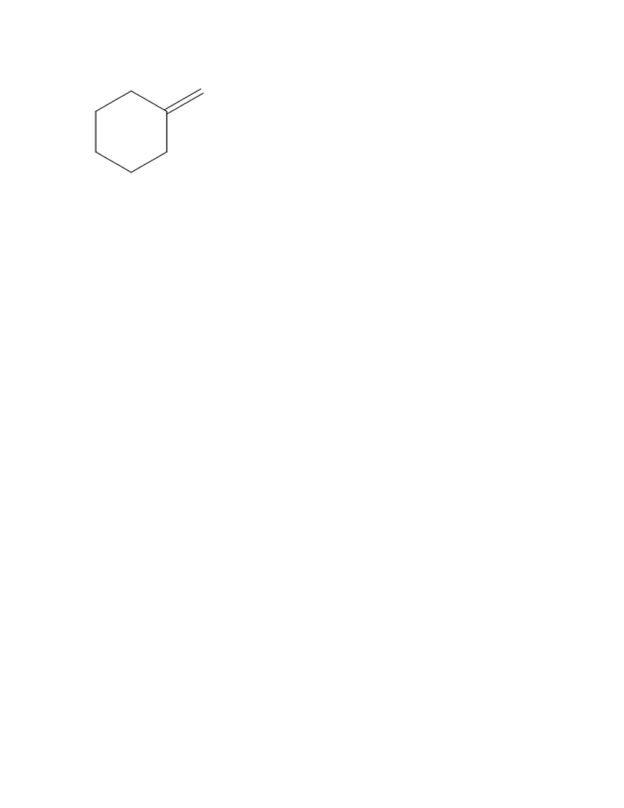 Draw the structure resulting from a reaction of a)