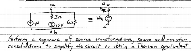 Perform a sequence of source transformations, so