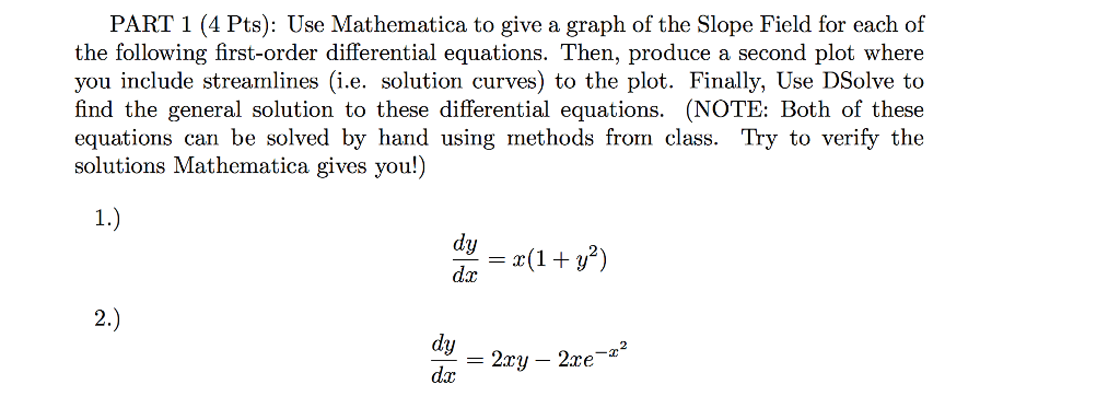 how to draw a slope field graph