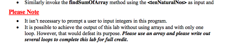 This lab contains instructions on creating the Lab