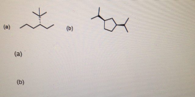 name the following compounds a