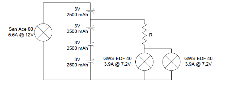 The circuit below shows a poor design that could b