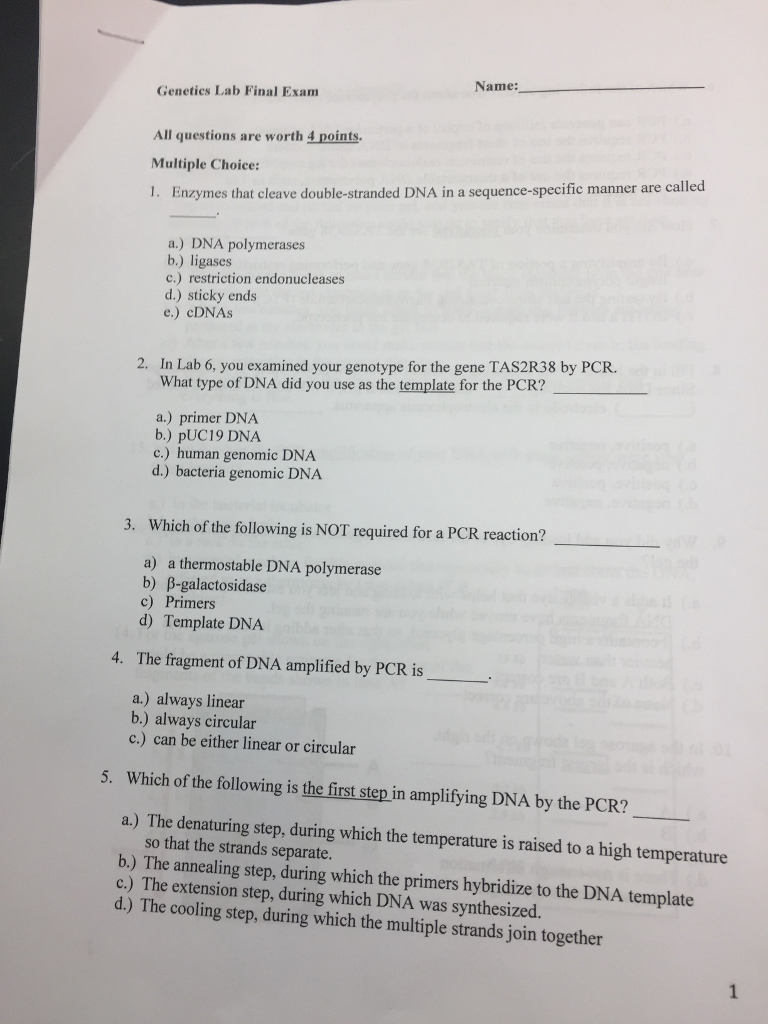 biology 110 exam 4 Biology exams 4 u biology exam preparation portal preparing with u 4 ur exams each domain is approximately 110 amino acids long l chain consists of one.