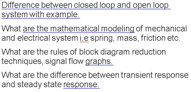 Solved please give the full details of the steps on each difference between closed loop and open loop system with example what are the mathematical modeling of ccuart Gallery