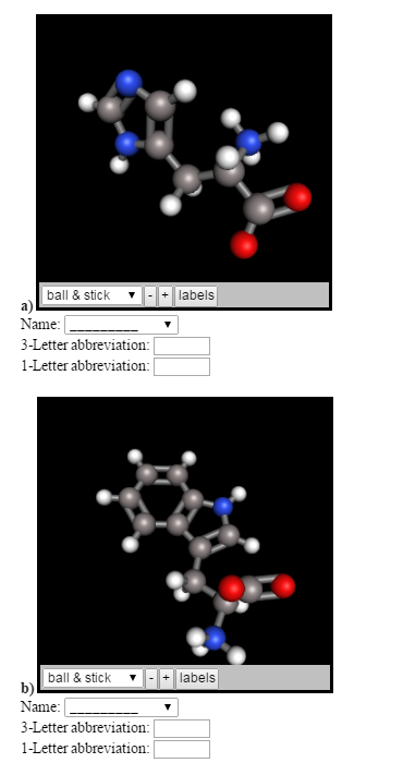 Identify the following amino acids and their 3 let chegg identify the following amino acids and their 3 let thecheapjerseys Images