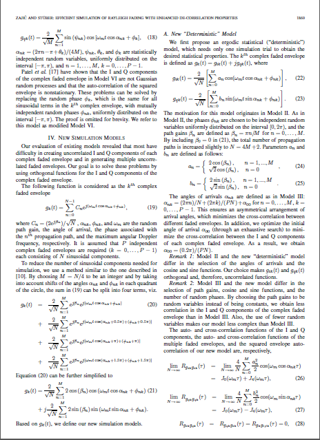 This is a page from a research paper in a IEEE Tra