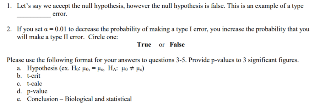 Format For Hypothesis Dolapgnetband