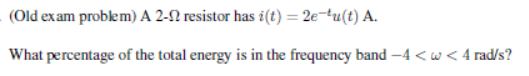 What percentage of the total energy is in the freq