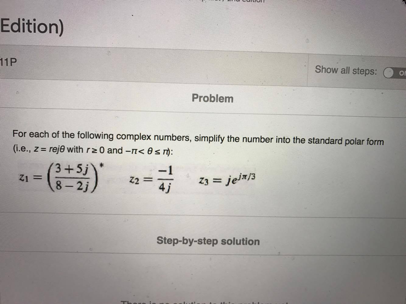 For each of the following complex numbers simplif chegg for each of the following complex numbers simplif falaconquin