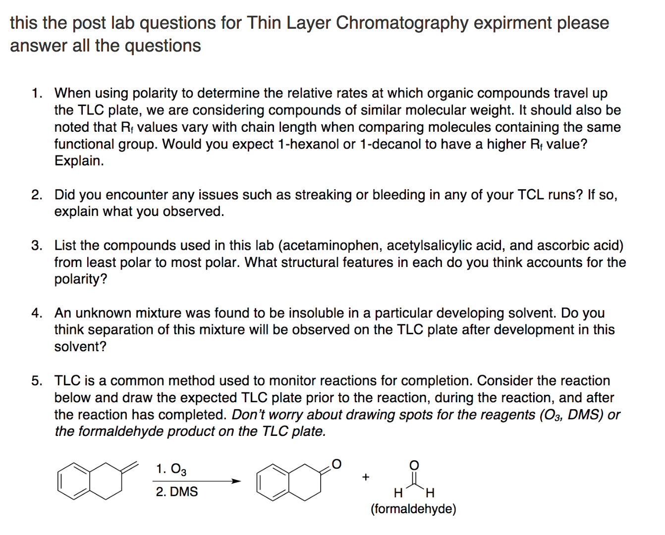 lab 4 questions I am always looking for bright, creative, motivated and collaborative students with a keen interest in biogeochemistry to join my group you can read about our current research projects, but our lab is willing and able to expand into new territory if the questions are compelling to determine if you are a good fit for the lab,.