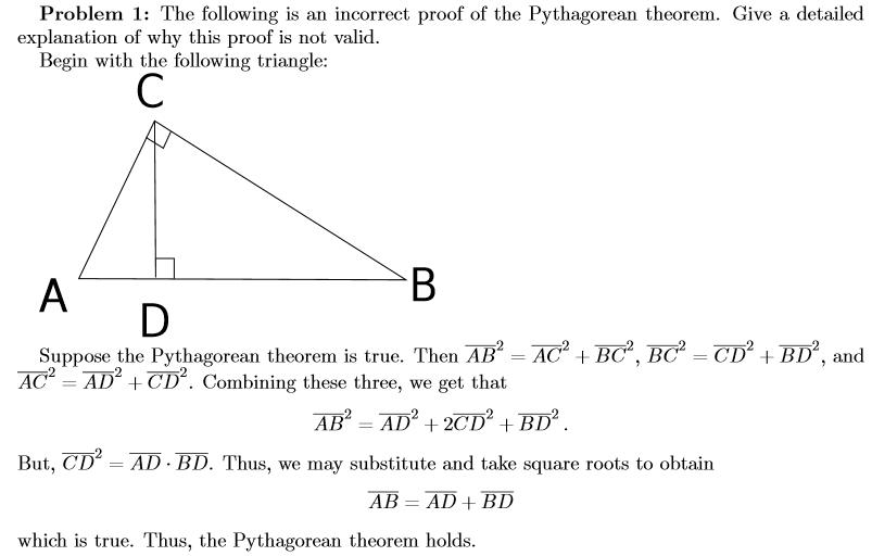 Homework help pathagorus therum