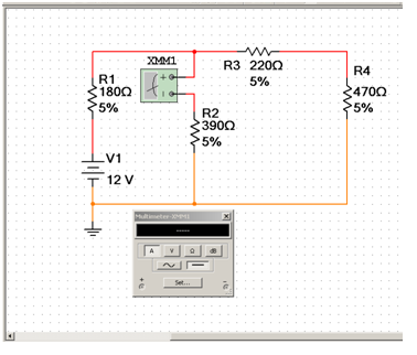 Construction of the Circuit and Measurement