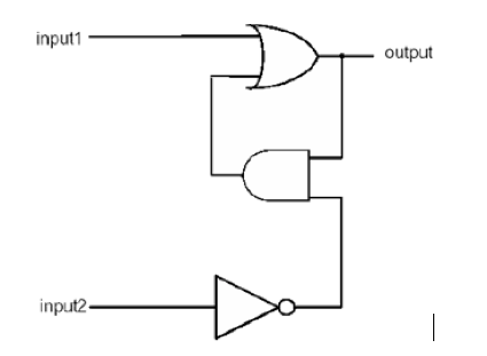 Solved which of the following best describes the circuit input1 output input pooptronica Gallery