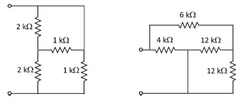 Evaluate Req for each circuits: