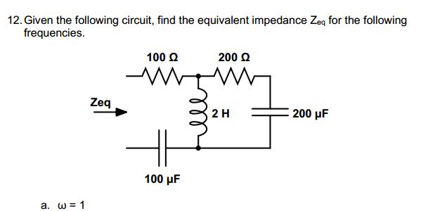 Find the equivalent resistance RT of the following