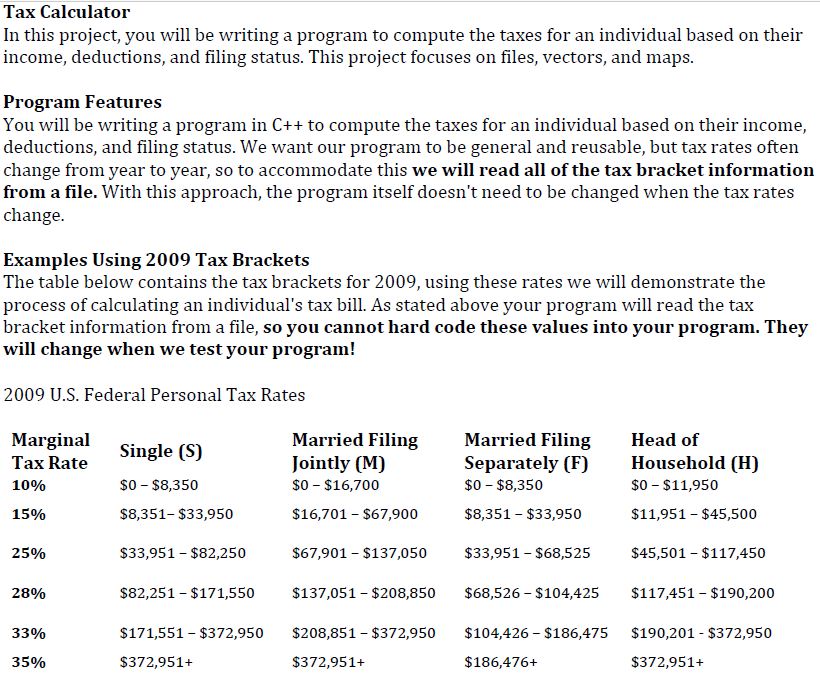 how to calculate blednd tax rate change