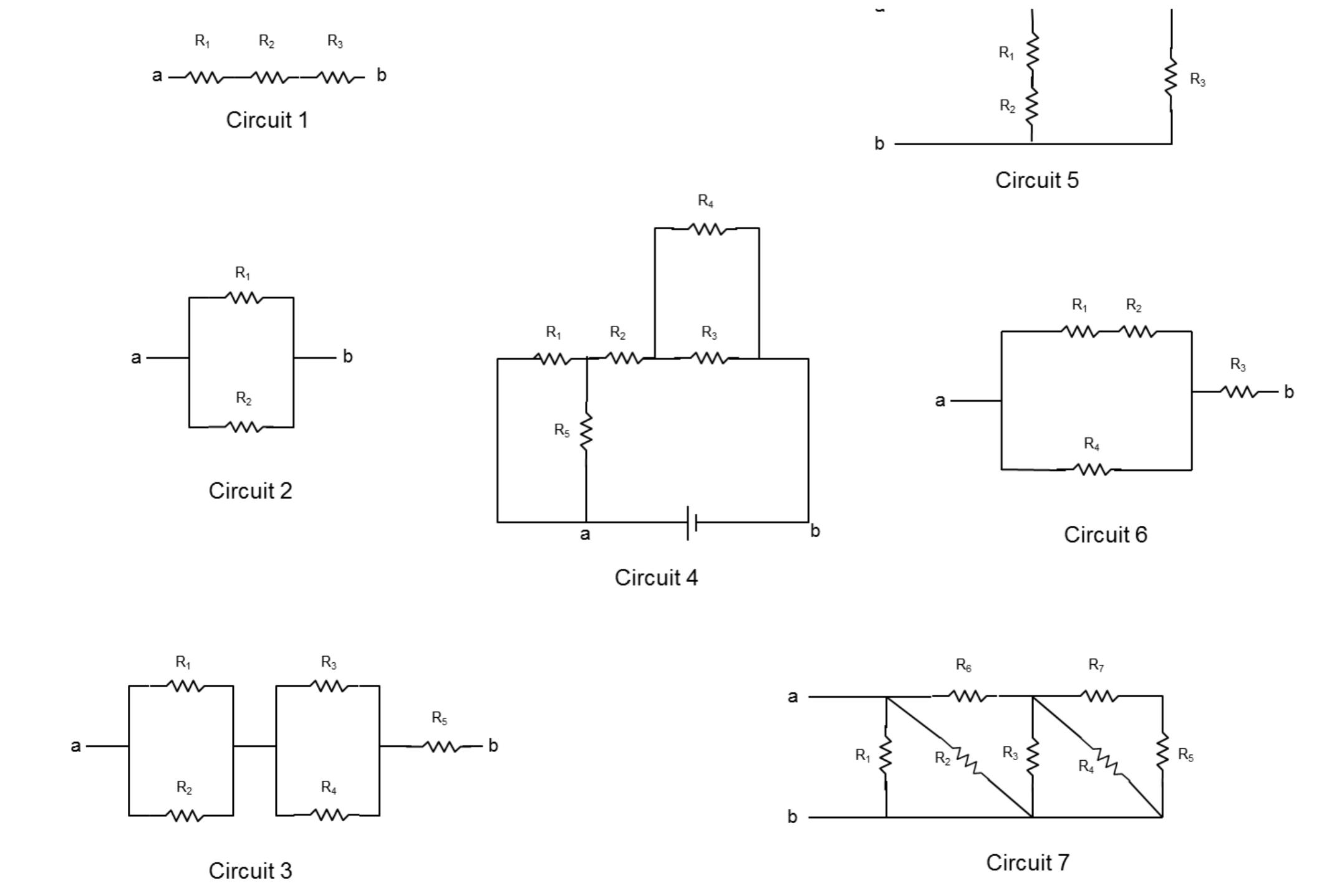 resistance in parallel numericals - 28 images - resistors ...