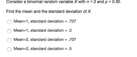 Homework help with binomial distribution