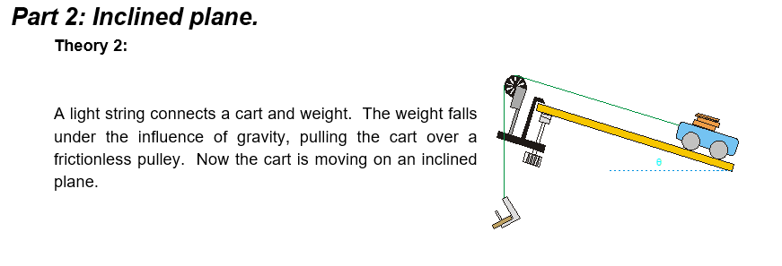 Solved a light string connects a cart and weight the wei a light string connects a cart and weight the wei ccuart Choice Image