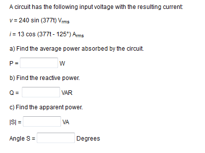 Need help with this circuits&n