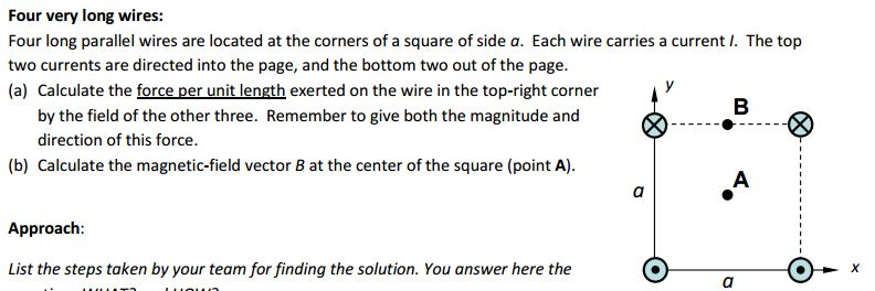 Solved four long parallel wires are located at the corner four long parallel wires are located at the corner keyboard keysfo Images