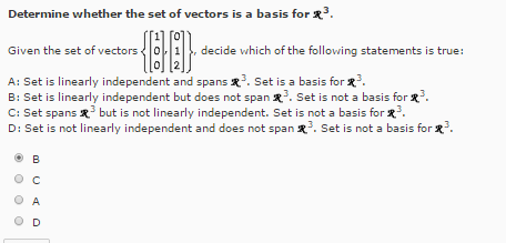 Find The Vector X Determined By The Given Coordina... | Chegg.com