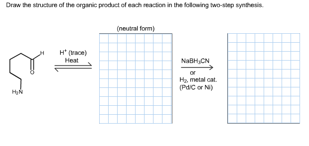 how to draw organic structures