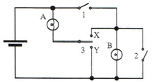 2 Pole Toggle Switch Wiring Diagram further US20050252753 besides In Phase Reverse Phase additionally Consider Circuit Figure 5 Consisting Battery Two Identical Bulbs Two Spst Single Pull Sing Q10320877 together with Using A Momentary Push Button Switch For Interrupt In Arduino. on double pull throw switch