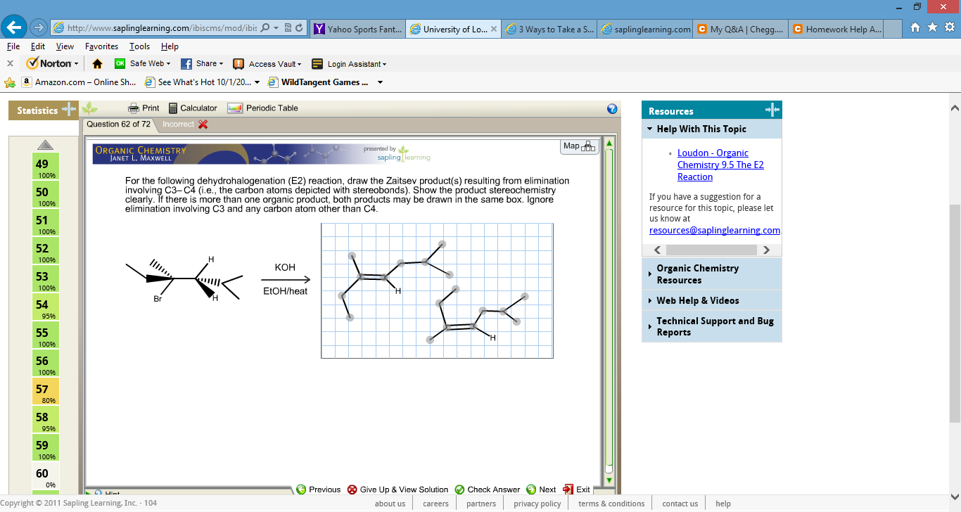 For The Following Dehydrohalogenation E2 Reactio