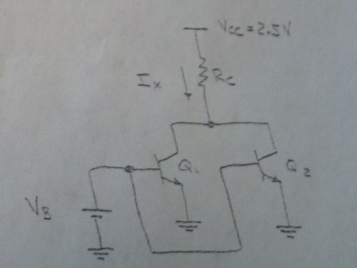 Consider the circuit shown in Figure 4. Assume Is1