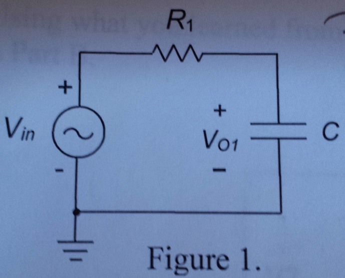 Circuit analysis class: Show that the gain, v01/vi