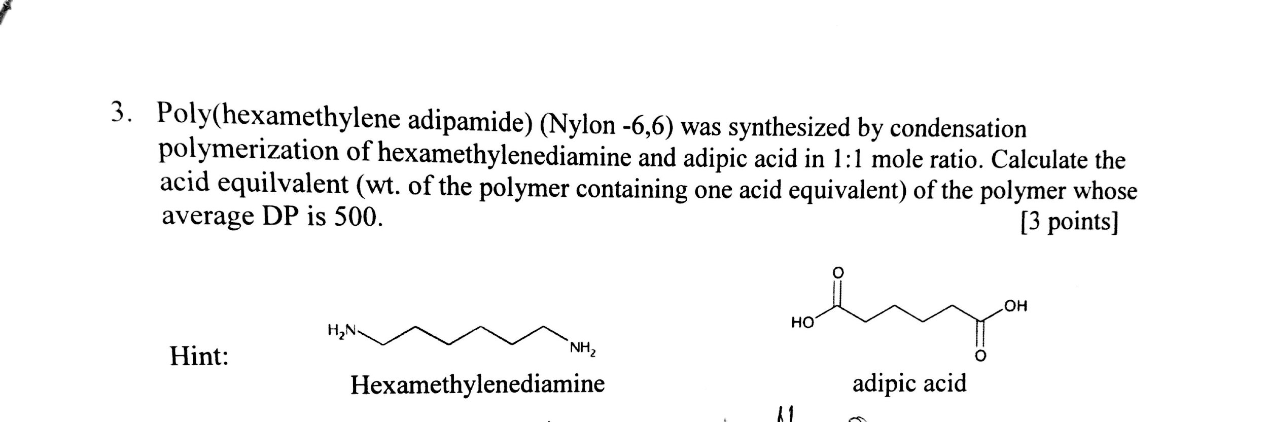 Poly hexamethylene adipamide nylon 66 was sy chegg poly hexamethylene adipamide nylon 66 was sy ccuart Image collections